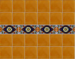 Terni Subway Mexican Tile
