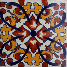 Load image into Gallery viewer, Zorita Talavera Mexican Tile