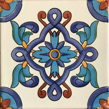 Load image into Gallery viewer, Cordoba Talavera Mexican Tile