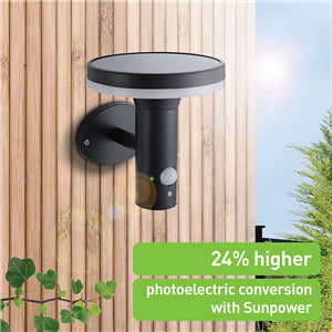 16WSRB Solar Powered Wall Light