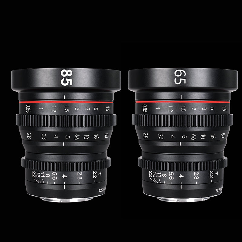 New Releases of Meike Cine lens T2.2 Series