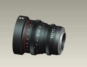 GOOD NEWS:The First Samples of The Brand New Meike Cinema Lens MK-35mm T2.2 MFT Will Be Available on October 15th
