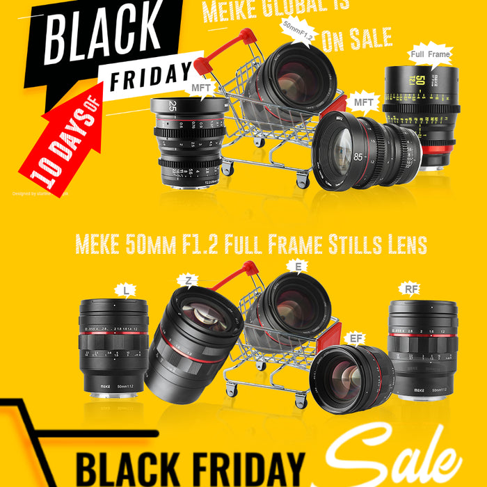 10 Days of Black Friday Deals Start NOW!!