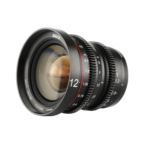 Meike Cinema lenses (Cine lens set)