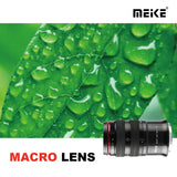 Meike MK-85mm F2.8 Nikon Z mount Macro Full Frame Lens for Nikon Z7 Z6 Z series Cameras