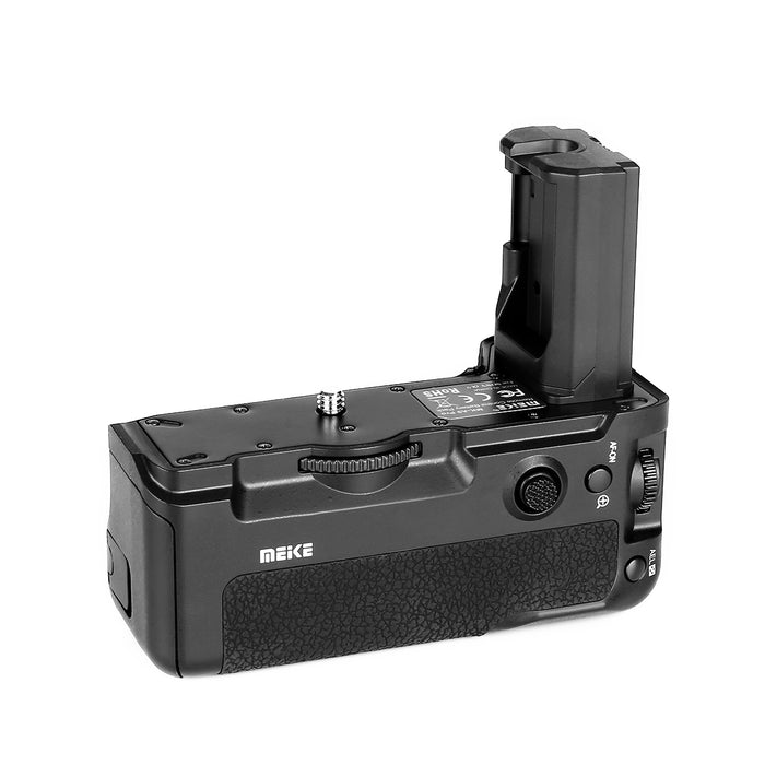Meike MK-A9 Professional Vertical Battery Grip for Sony A9 A7RIII A7III Camera
