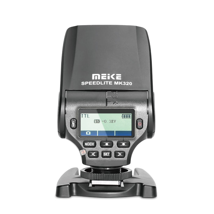 Meike  MK320F TTL Speedlite for Fujifilm hot shoe camera X-T30 X-M1 X100S X-A1 X-E2 X100T
