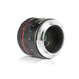 Meike MK-50mm FE  F/1.7 Full Frame Large Aperture Manual Focus Sony FE E Mount Lens