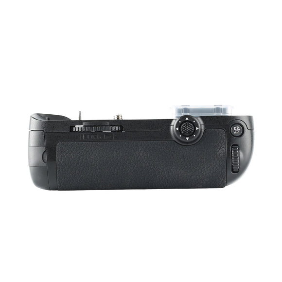 Meike MK-D600 Vertical Battery Grip for Nikon D610 D600 DSLR Camera as MB-D14