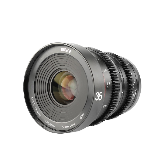 Meike T2.2 Series 4*Cine lens Kit for Sony E Mount -Fast Delivery