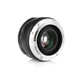 Meike MK 25mm F1.8 Large Aperture Wide Angle Lens Manual Focus Lens for Nikon 1 Mount Mirrorless Cameras-Fast Delivery