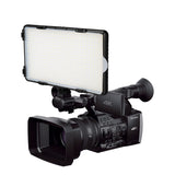 Meike MK-Y700BR 700 LED Dimmable Ultra High Power Panel Digital Camera/Camcorder Video LED Light with 1 Remote Control 2 Color Filter for YouTube Studio Photography, Video Shooting, Livestreaming