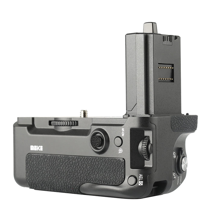 Meike MK-A7R4 Vertical Shooting Hand Battery Grip for Sony A7R IV A7M4 A7R4 A9II