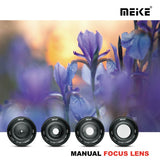 Meike 85mm F/2.8 Macro 1.5:1 Ratio for Nikon F Mount DSLR Cameras