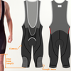 FEATURE KNICKER | Thermal Fleece Mountain Bike Bib-Liner, cold weather, over knee