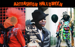 Stylishly Spooky- An ArtFashion Halloween Part 1