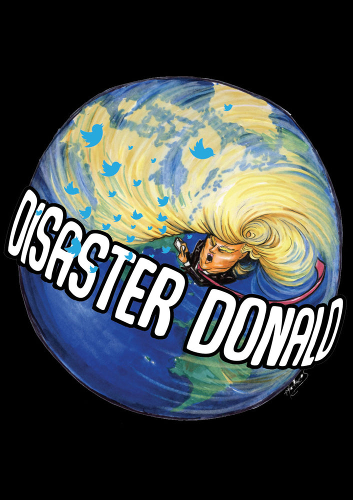 Disaster Donald Tee