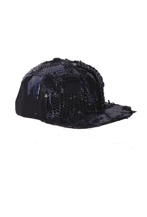 SSIK ONE OF A KIND 'MESH' Silicon Drip Baseball Cap - AVAILABLE FOR  IMMEDIATE DELIVERY