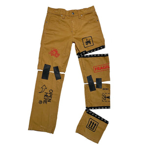 Box Click-Off Pants 2