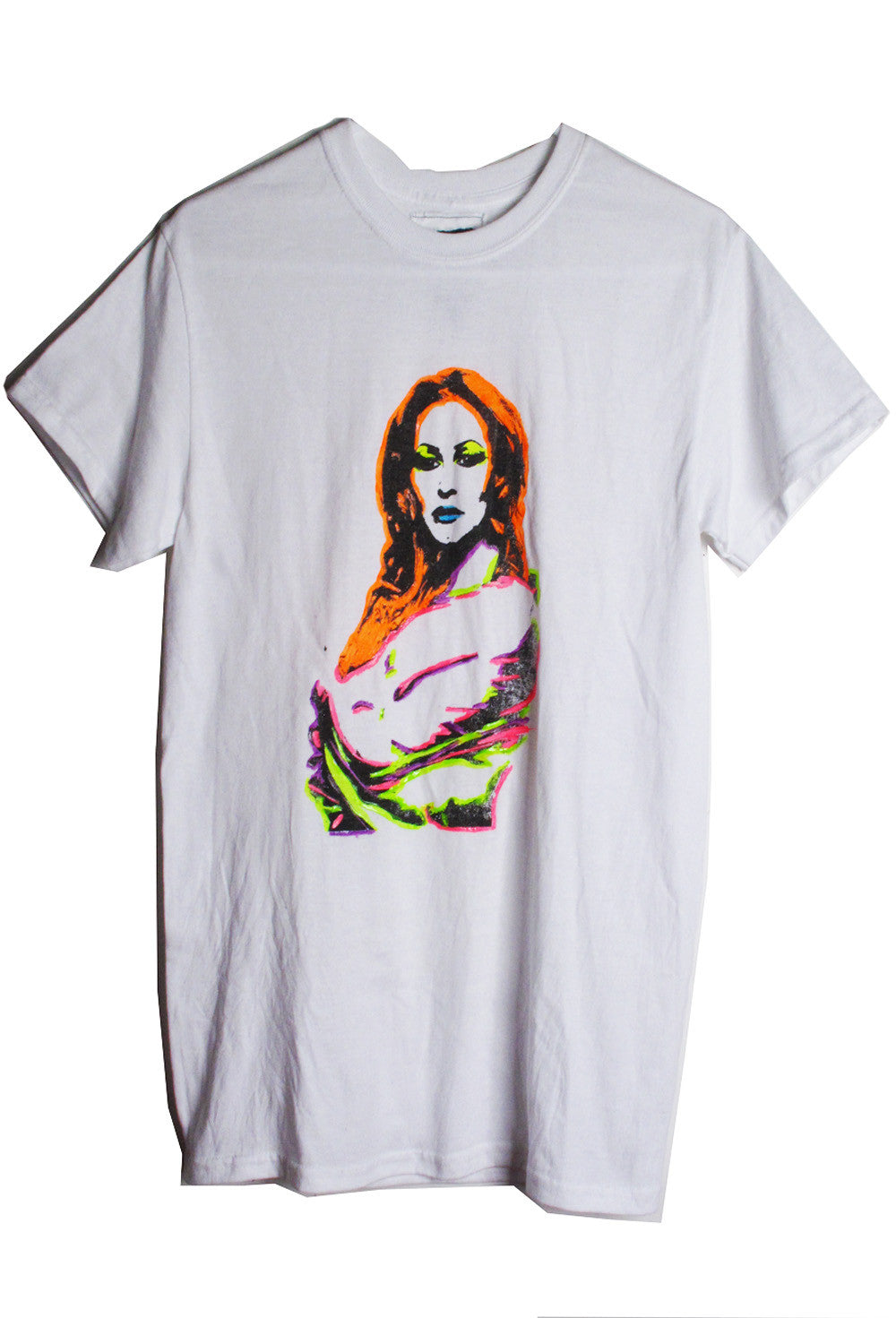 TomTom 'CODIE' Portrait Tee Shirt IMMEDIATE DELIVERY M