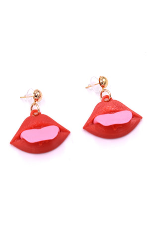 Sh!t Talker Earrings