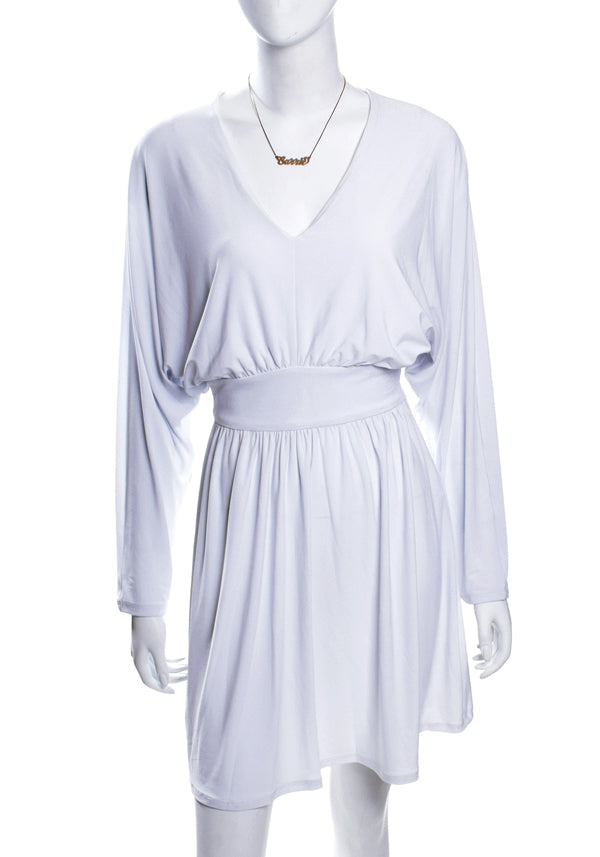 Carrie's Dolman Sleeve Jersey Dress