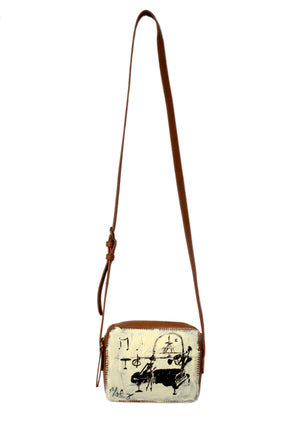 Jazz Cross Body Mini Bag