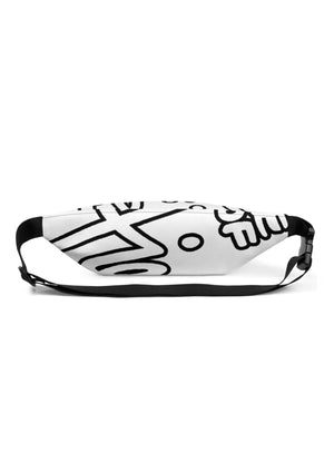 House of Field Belt Bag - White