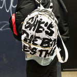 She's the Boss Backpack