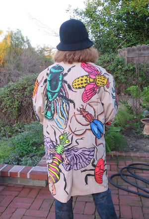 SUZAN PITT 'BUG' Coat