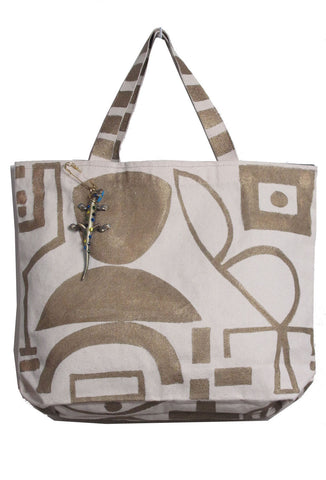Jody MORLOCK Cotton Tote Bag- IMMEDIATE DELIVERY O/S