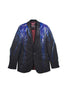 SSIK ONE OF A KIND Silicon Drip Plexi-Glass Mosaic Blazer - AVAILABLE FOR  IMMEDIATE DELIVERY MENS SIZE Slim 38/39