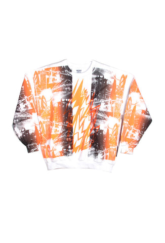 Ben Copperwheat 'LONDON TO NY' Sweatshirt- AVAILABLE FOR IMMEDIATE DELIVERY SIZE S,M,L,XL