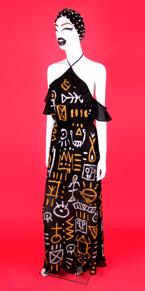 Hieroglyph Dress