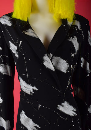 Abstract Jumpsuit by Lara Padilla