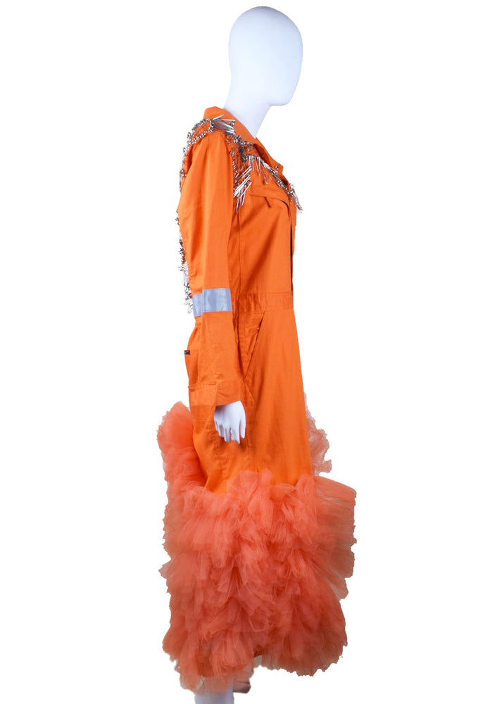 DOPE 'OITNB Couture' Jumpsuit Dress