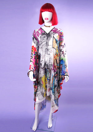 Patricia Field ArtFashion Caftan
