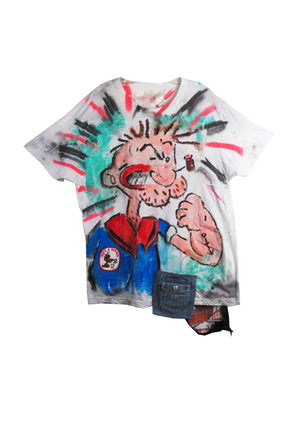 Scooter LaForge 'POPEYE' Tee