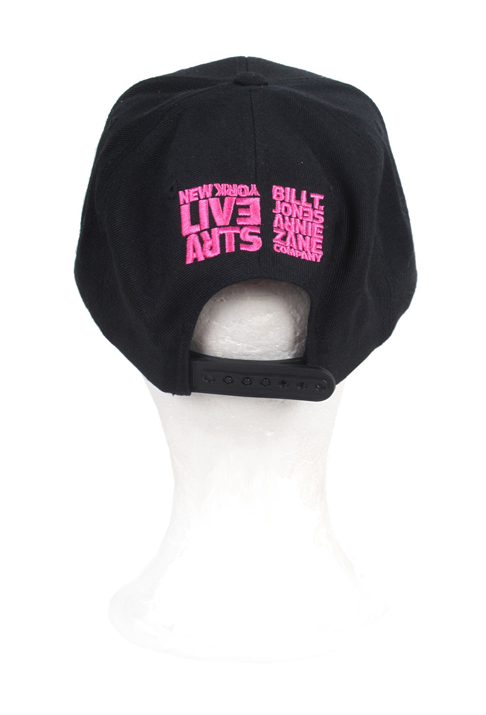PRETTY Snapback Cap From NEW YORK LIVE ARTS