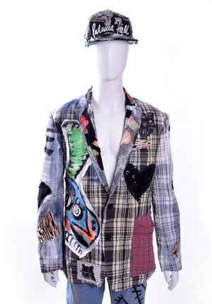 'Happy Hobo' Blazer Jacket
