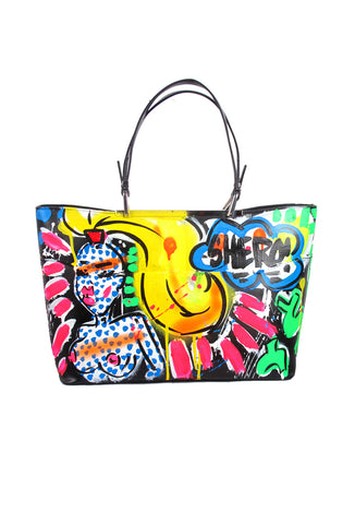 Iris Bonner THESEPINKLIPS Shero Tote Bag