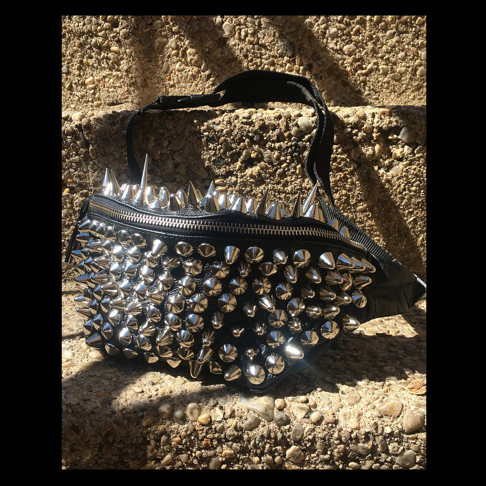 The 'Delgado' Studded Bag