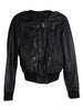 Suzanne Mallouk  'WITCH WIDOW WIFE' Genuine Leather Jacket