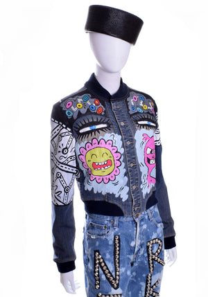 Daisy Chain Jacket