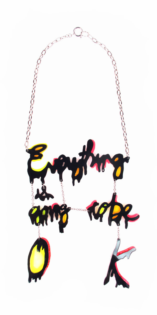 Going to Be Okay Necklace