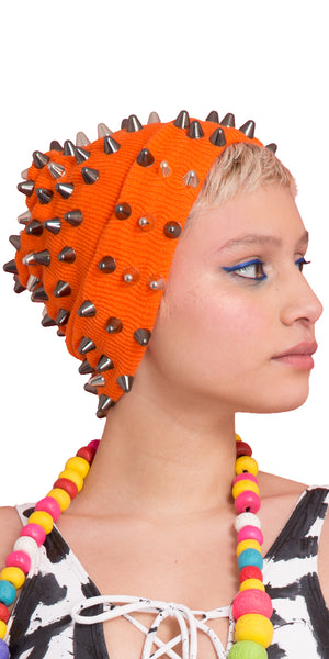 Studded Skully - Multiple Colors Available!