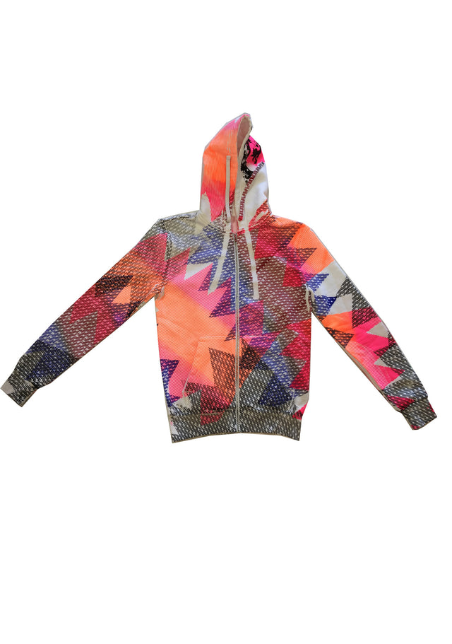 Techno Rave Hoodie