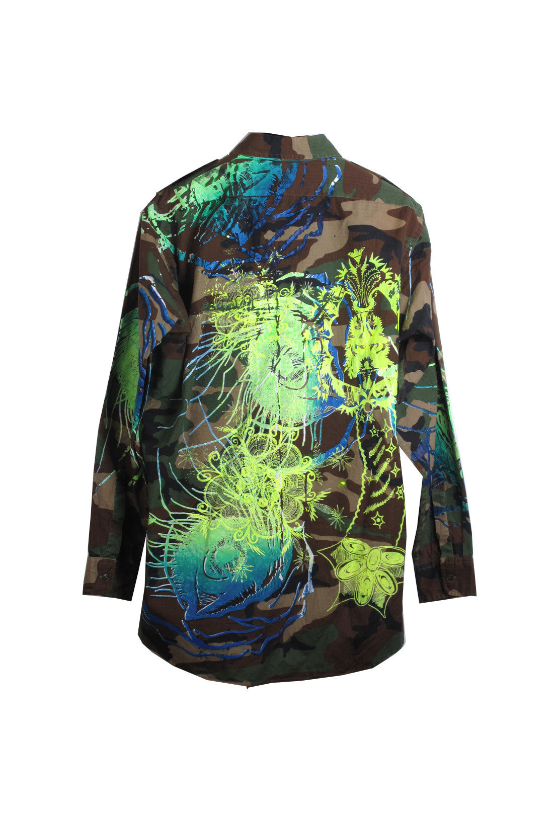 Trifed Eye Camo Shirt