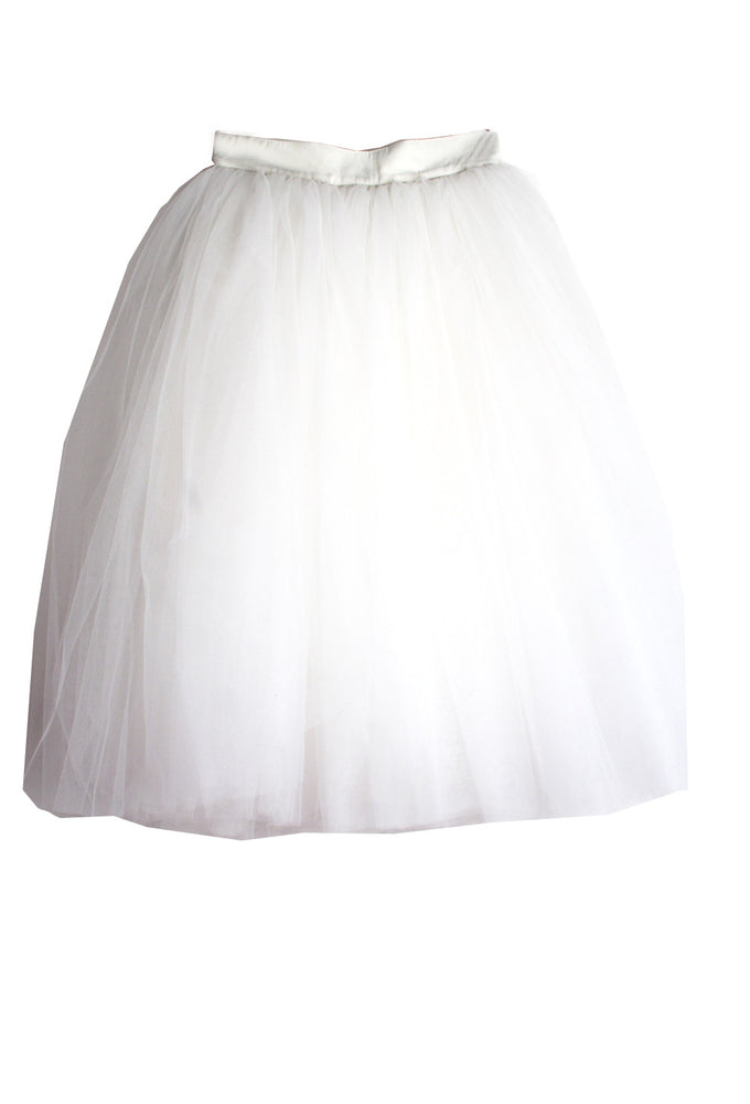 "Single Tiered Over the Knee Length ""Carrie"" Tutu Skirt by Patricia Field"