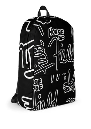 House of Field Logo Backpack